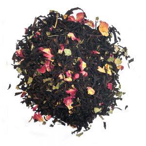 Wild Cherry μαύρο τσάι με φρούτα και λουλούδια