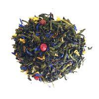 Green Royal Tea πράσινο τσάι με φρούτα